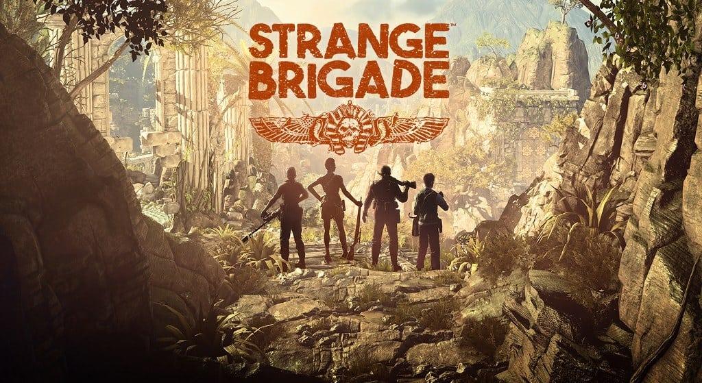 Strange Brigade herunterladen frei pc
