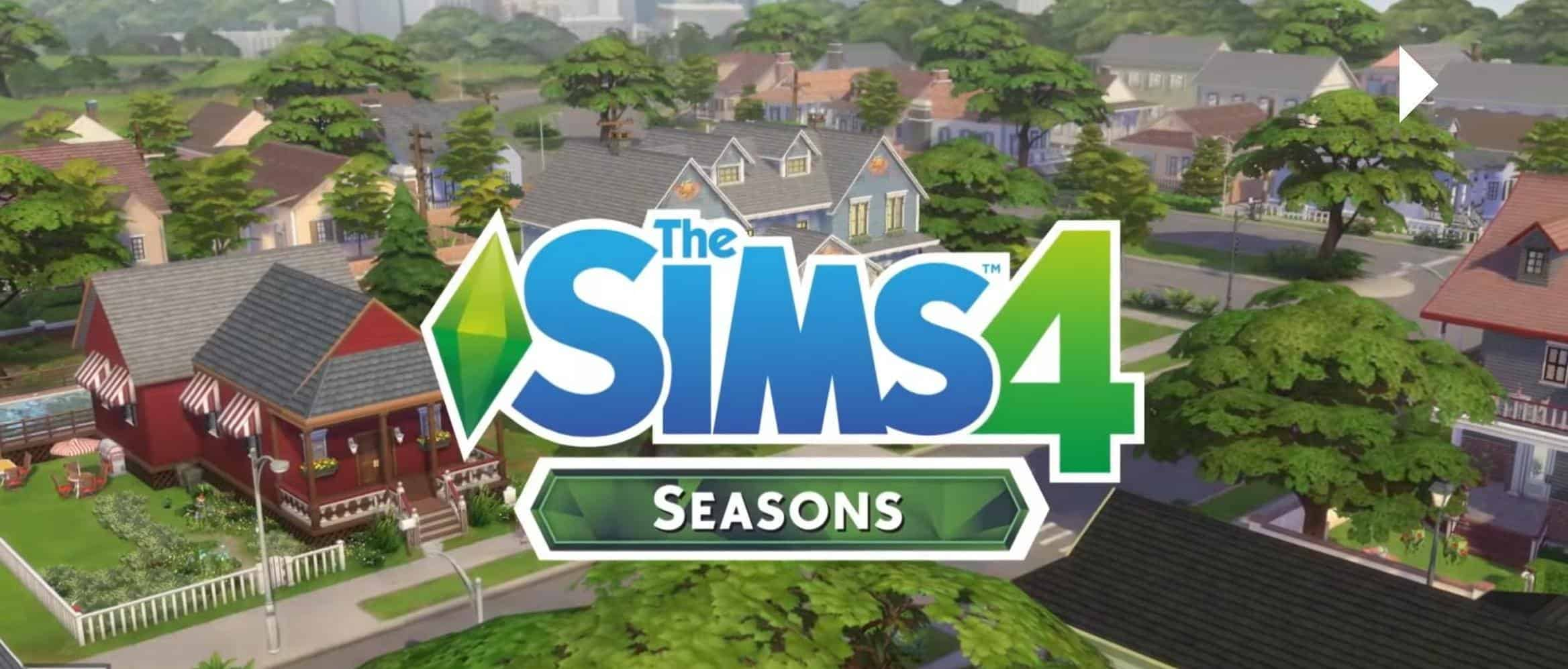 The Sims 4 Seasons herunterladen frei PC