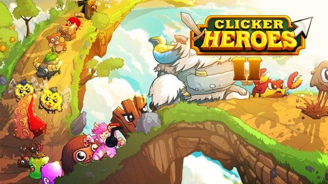 Clicker Heroes 2 spiele herunterladen PC