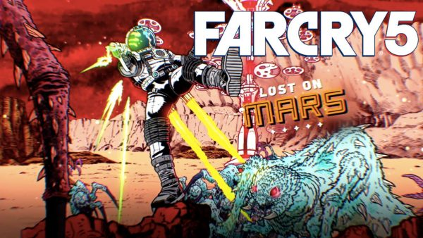 Far Cry 5 Lost on Mars herunterladen PC