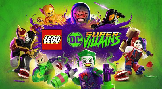 LEGO DC Super Villains herunterladen PC