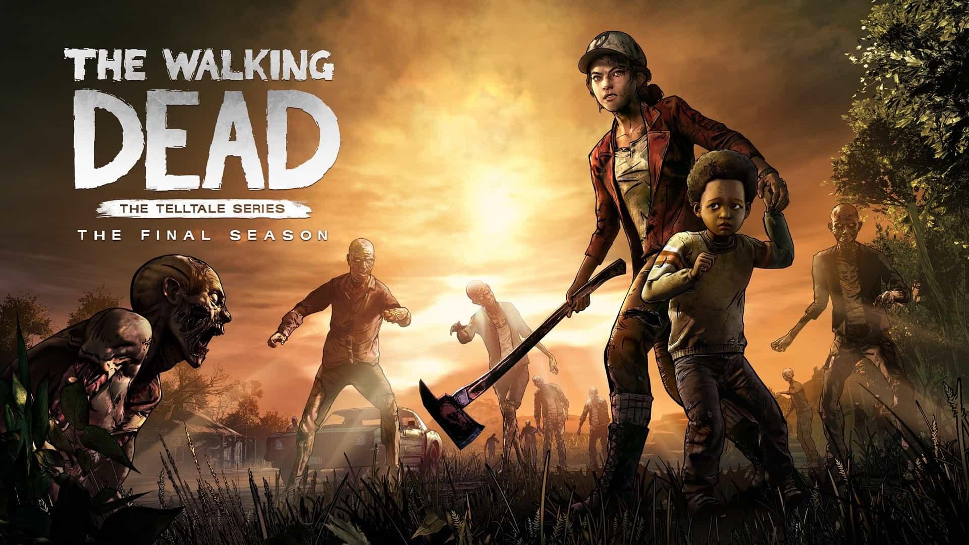 The Walking Dead The Final Season PC herunterladen