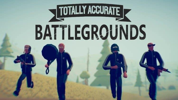 Totally Accurate Battlegrounds herunterladen