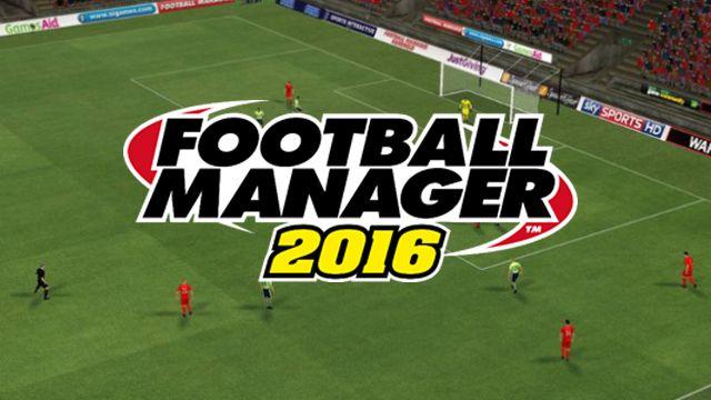 Football Manager 2016 PC Kostenlos Herunterladen