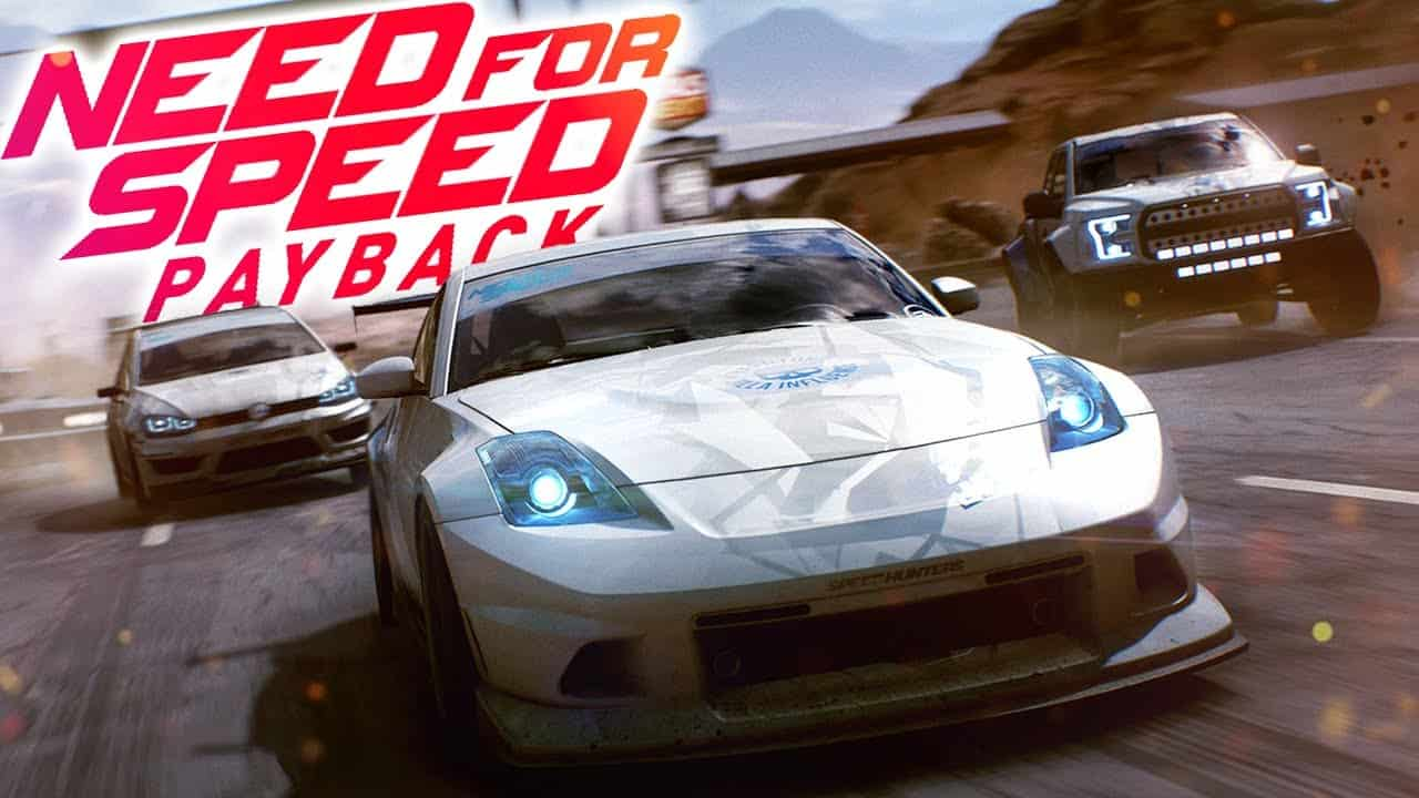 Need For Speed Payback frei herunterladen