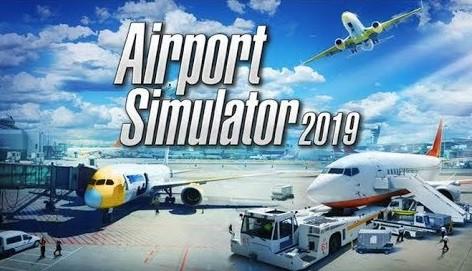 Airport Simulator 2019 herunterladen