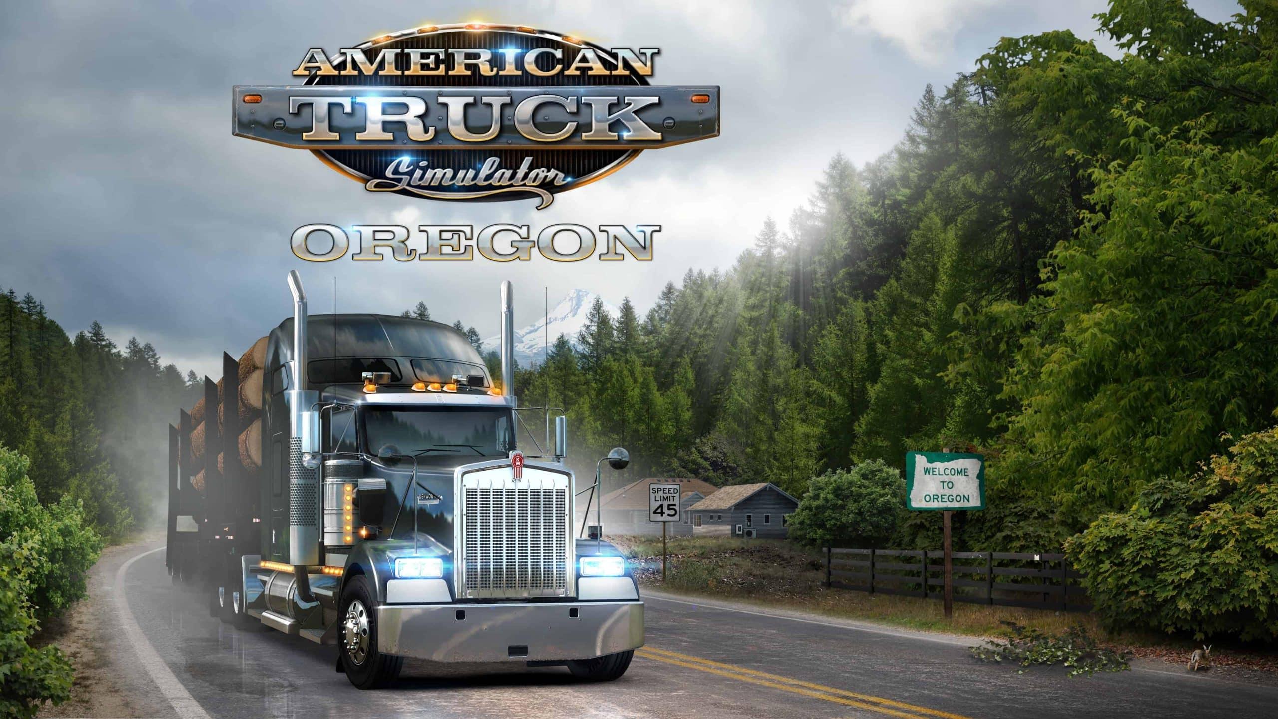 American Truck Simulator Oregon frei herunterladen
