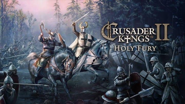 Crusader Kings II Holy Fury Frei herunterladen