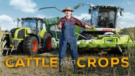 Cattle and Crops spielen herunterladen