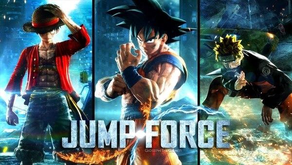 Jump Force frei herunterladen