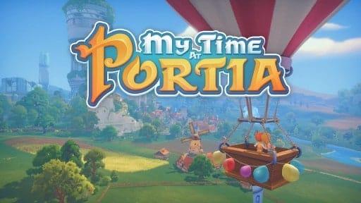 My Time At Portia herunterladen pc