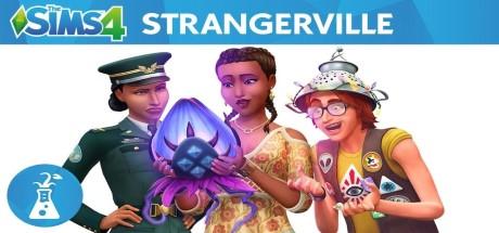 The Sims 4 StrangerVille herunterladen