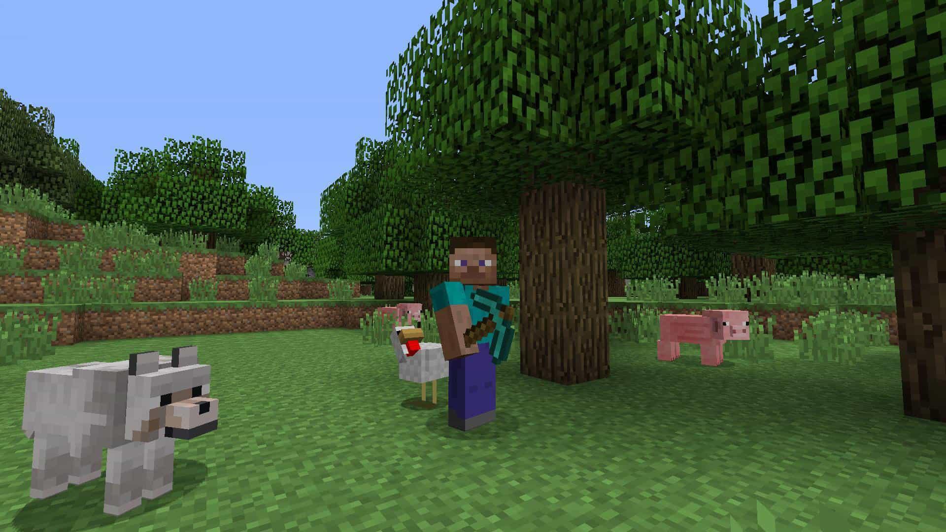 Minecraft Zum Spielen