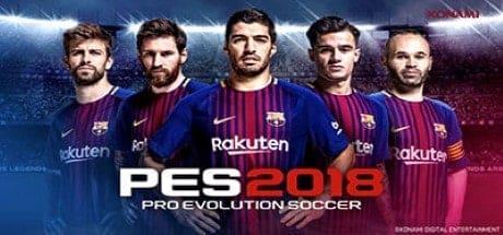 PES 2018 spiele frei herunterladen