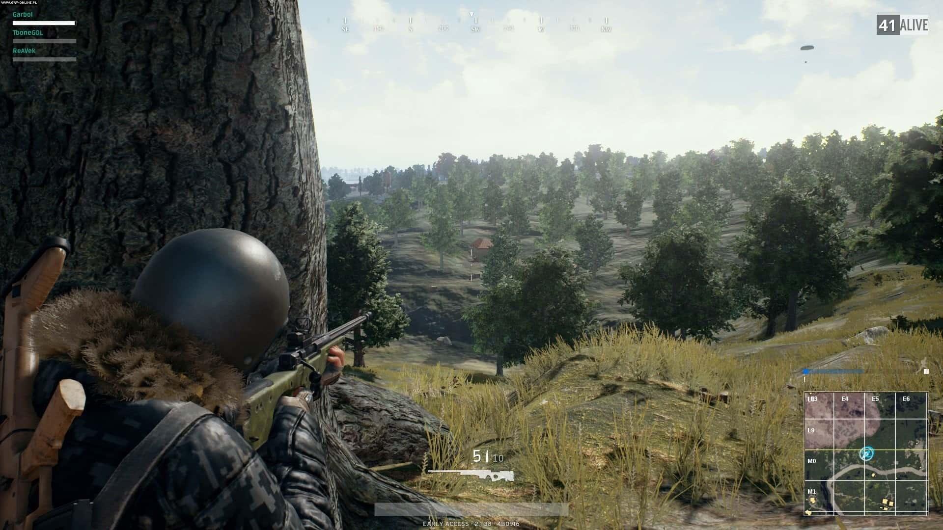 PlayerUnknown's Battlegrounds spiele herunterladen
