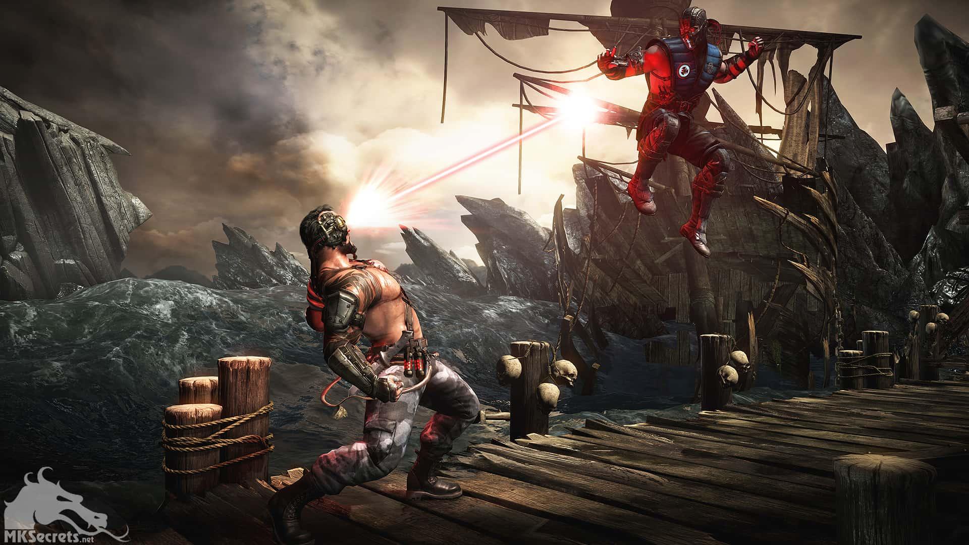 Mortal Kombat Kostenlos Spielen