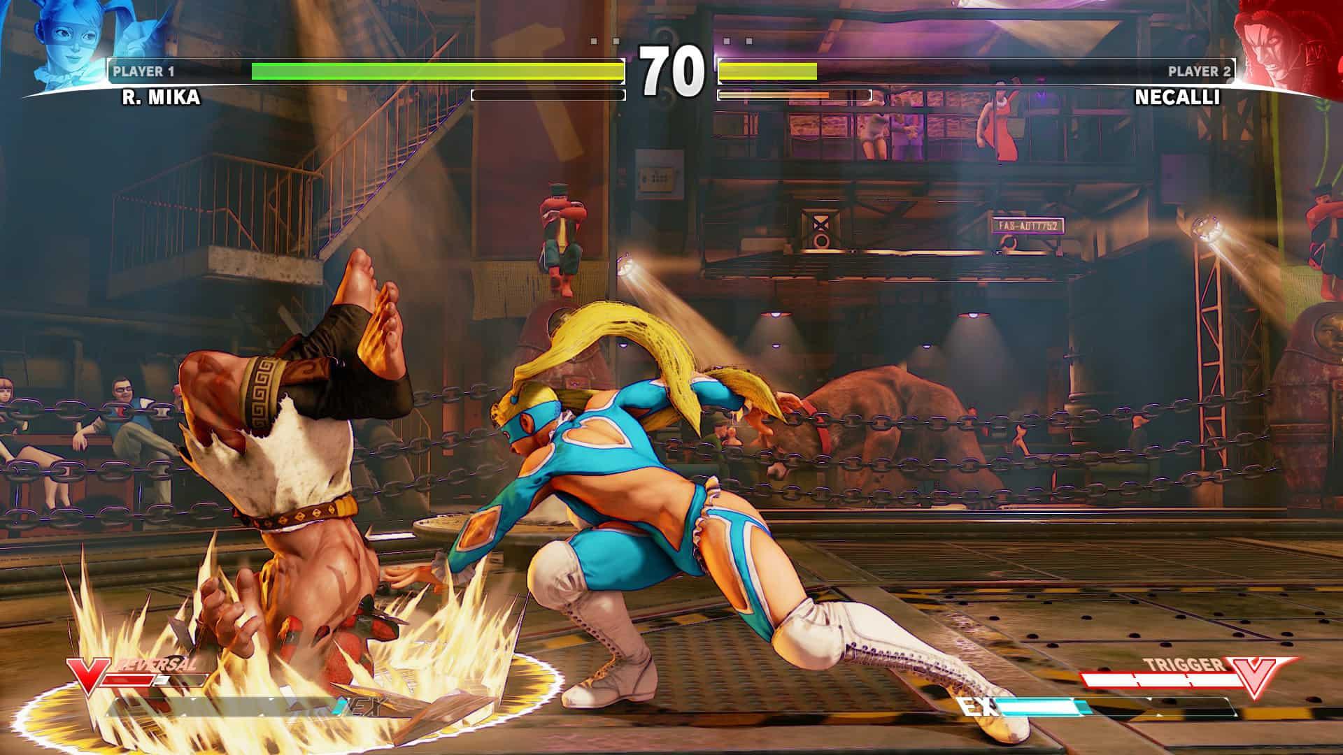 Street Fighter Spielen