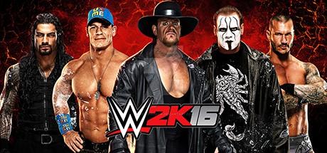 WWE 2K16 Herunterladen frei pc