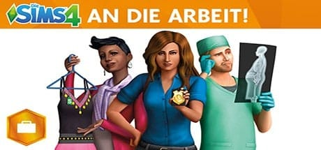 Sims 4 An die Arbeit! Frei PC