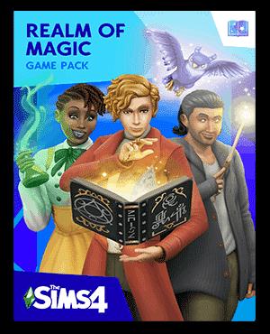 Die Sims 4 Welt der Magie