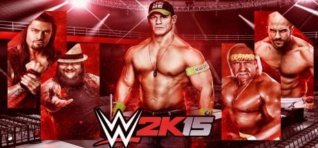 WWE 2K15 Kostenlos herunterladen