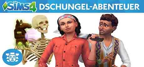 Die Sims 4 Dschungel Abenteuer
