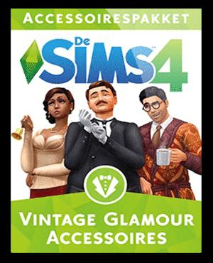 Die Sims 4 Vintage Glamour Accessoires