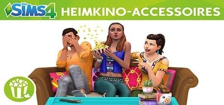 Die Sims 4 Heimkino Accessoires