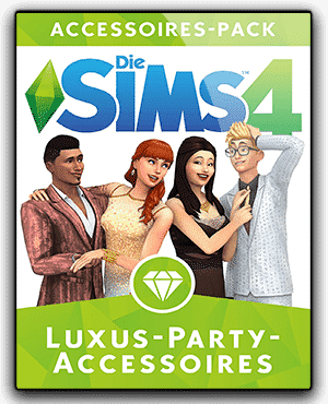 Die Sims 4 Luxus Party