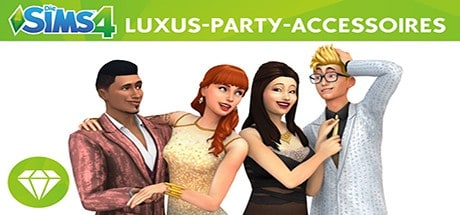 Die Sims 4 Luxus Party Spielen PC