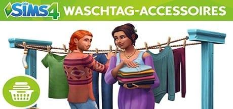 Die Sims 4 Waschtag