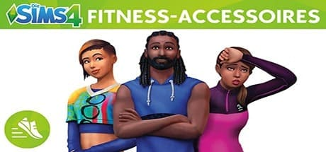 Die Sims 4 Fitness Accessoires
