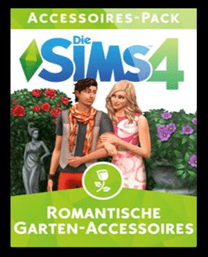 Die Sims 4 Romantische Garten