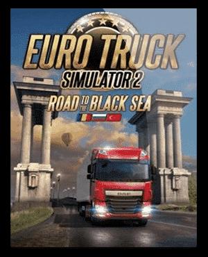 Euro Truck Simulator 2 Road to the Black Sean