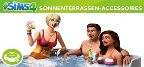 Die Sims 4 Sonnenterrassen herunterladen