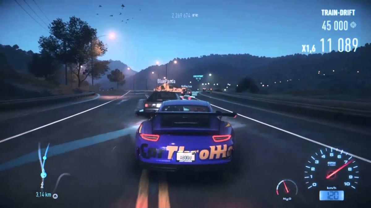 Need For Speed Rücksichtsloses Fahren