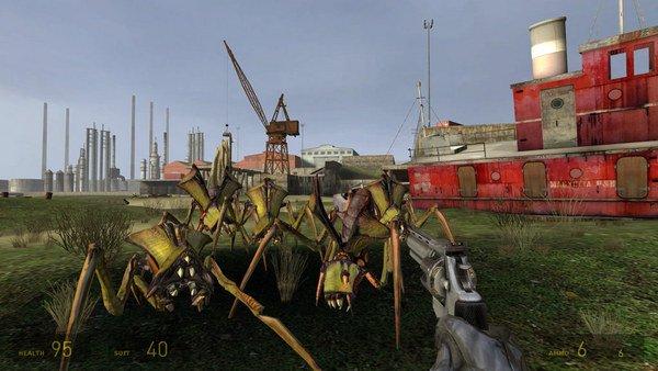 Half-Life 2 Herunterladen
