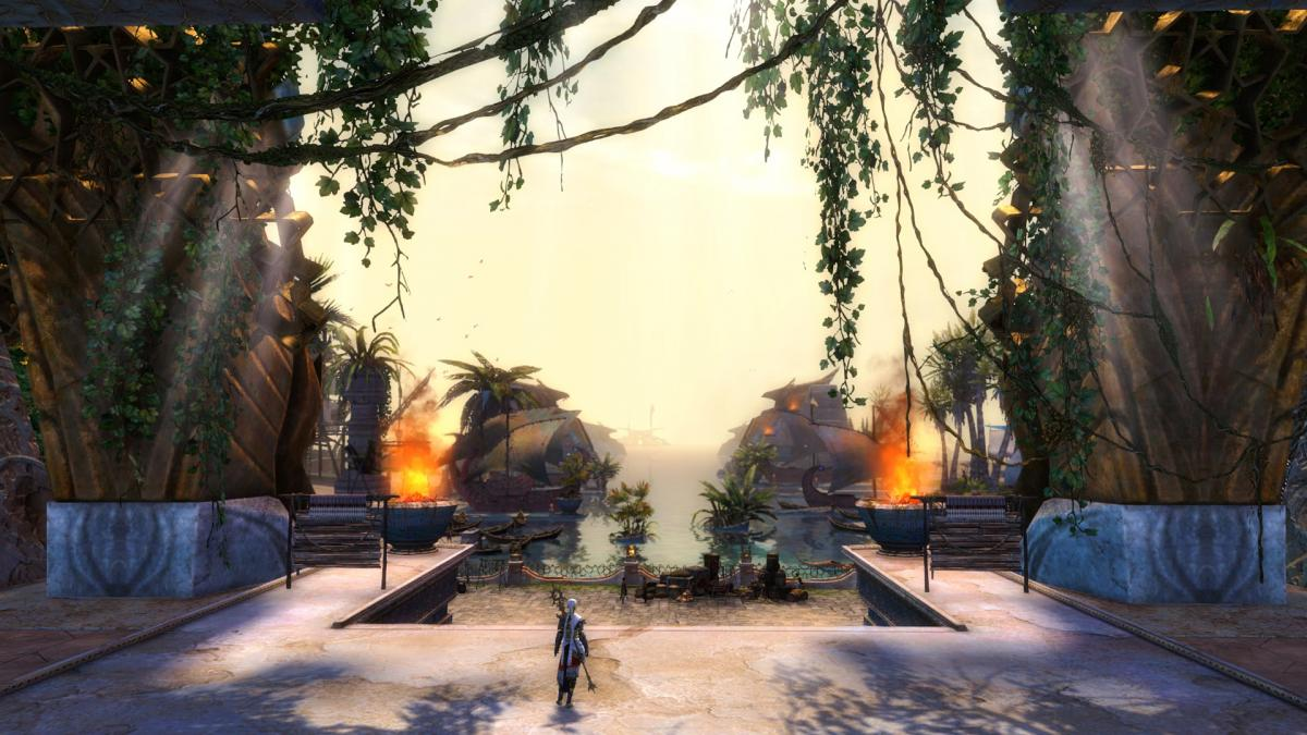 Guild Wars 2 Path of Fire Herunterladen