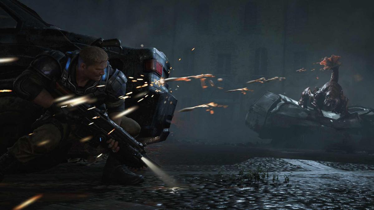 Gears of War 4 herunterladen