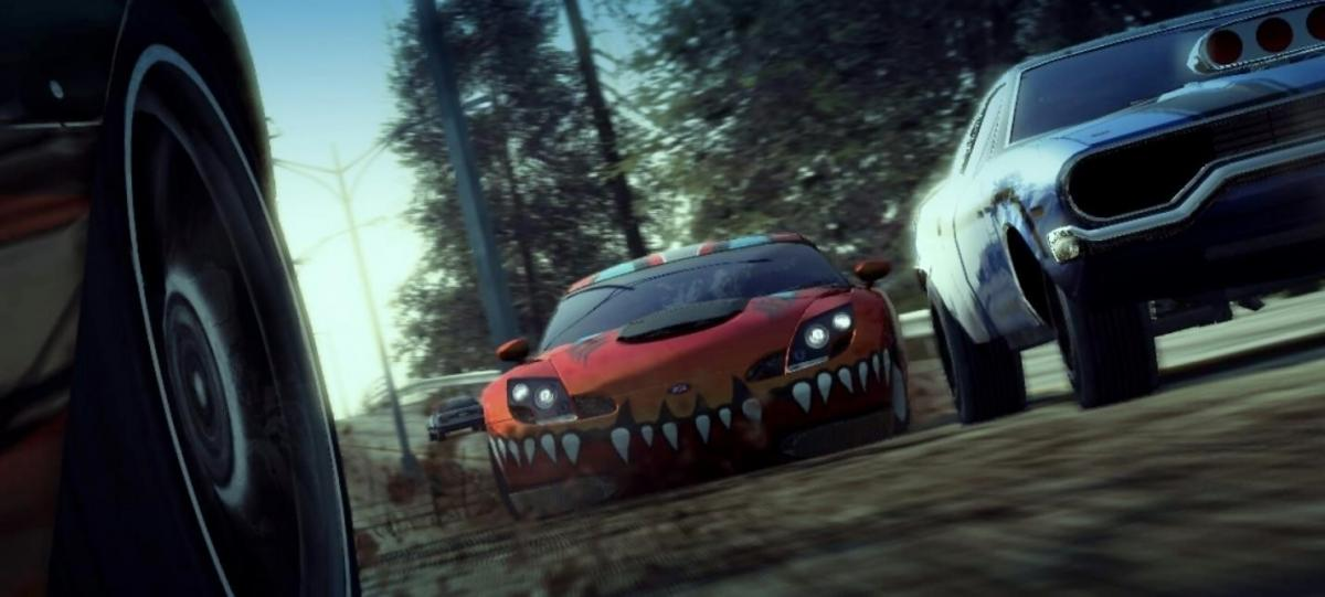Burnout Paradise Remastered kostenlos