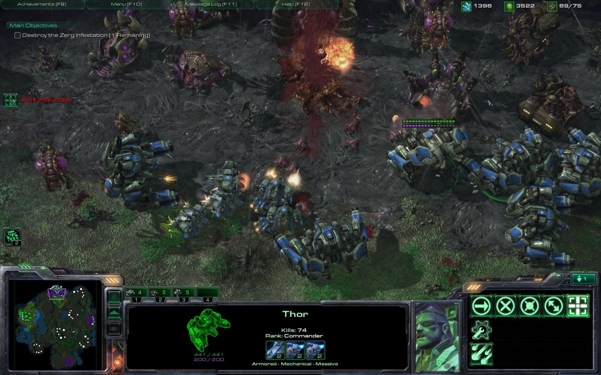 Starcraft 2 Wings Of Liberty kostenlos