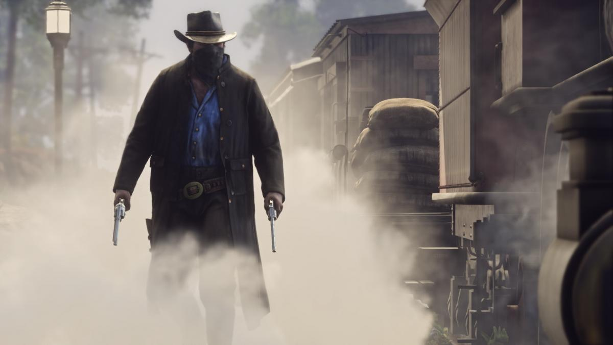Red Dead Redemption 2 herunterladen