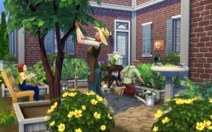 Die Sims 4 herunterladen