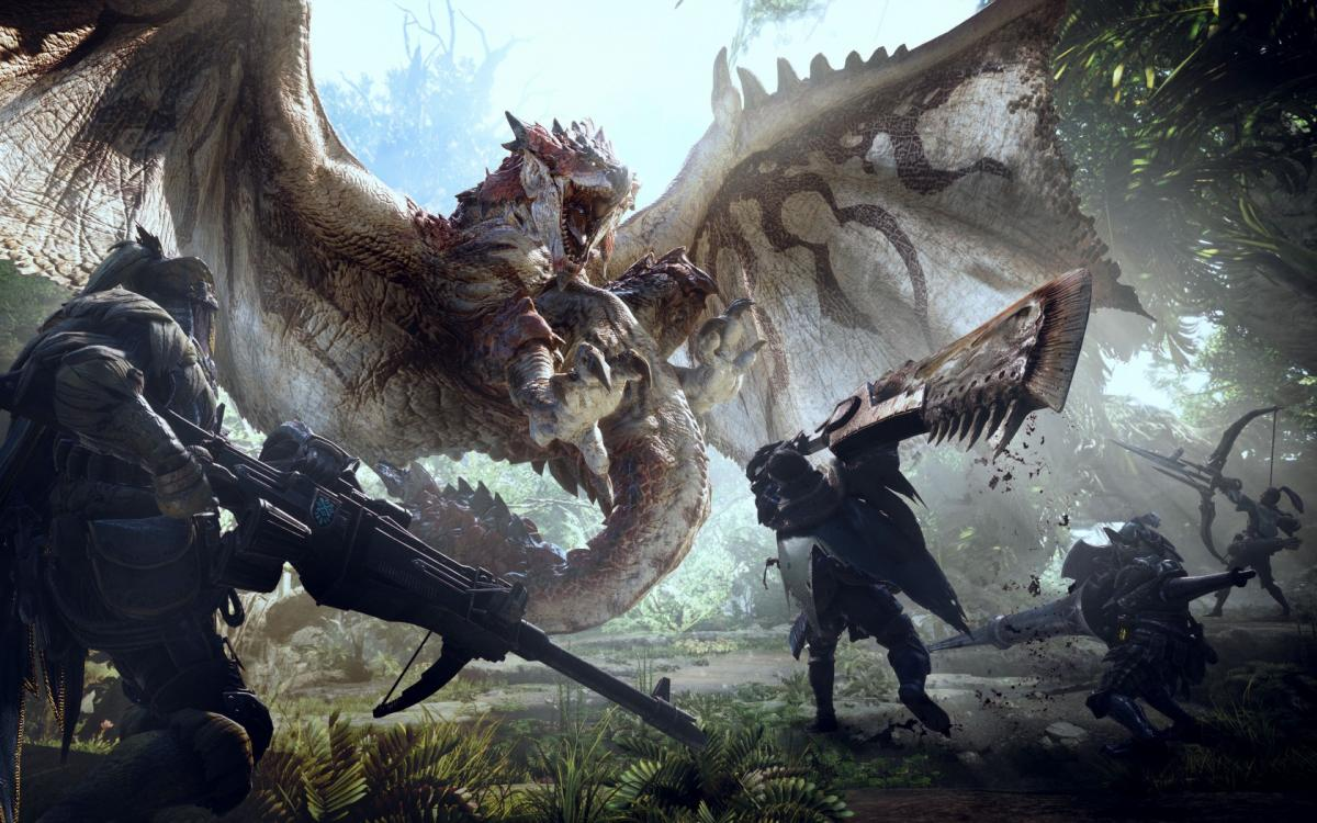 Monster Hunter World kostenlos