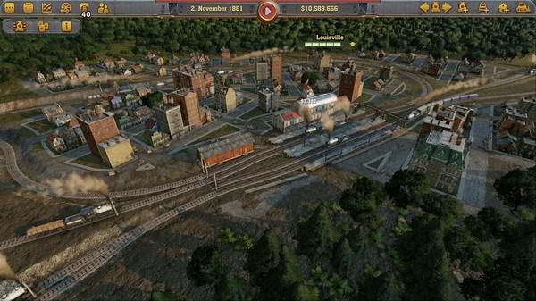 Railway Empire herunterladen
