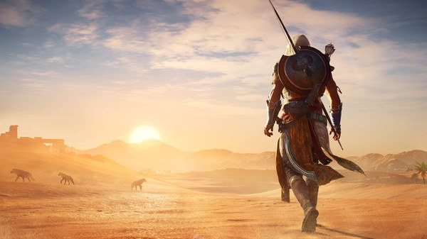 Assassin's Creed Origins herunterladen