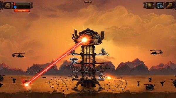 Steampunk Tower 2 herunterladen