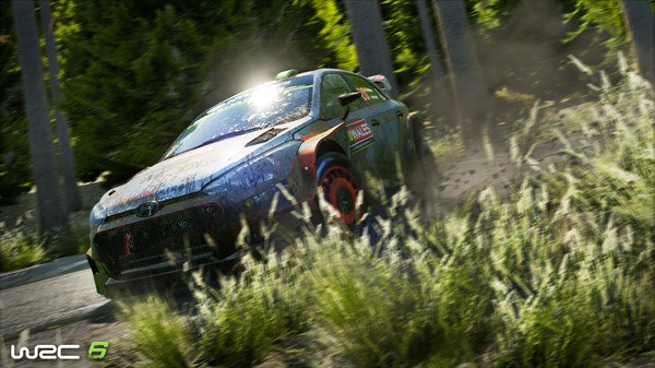 WRC 6 kostenlos