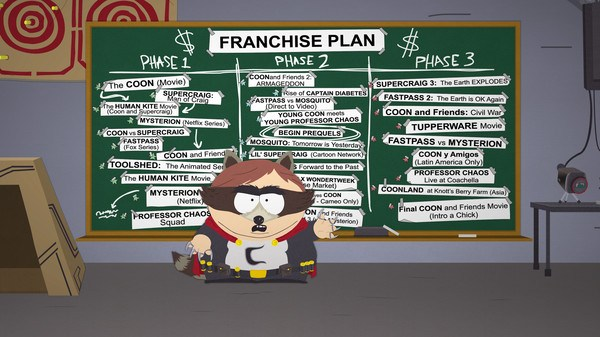 South Park The Fractured But Whole kostenlos