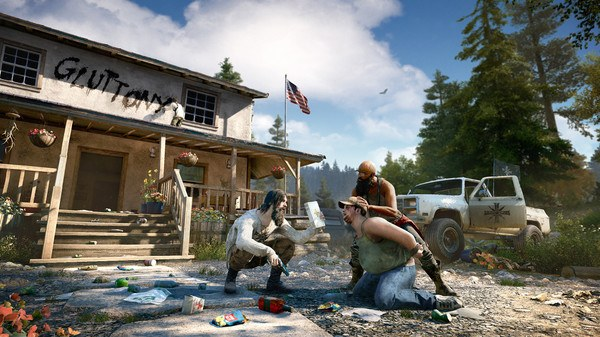 Far Cry 5 herunterladen